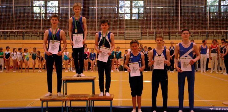 Erfolgreiche Teilnahme bei den Sachsenmeisterschaften!