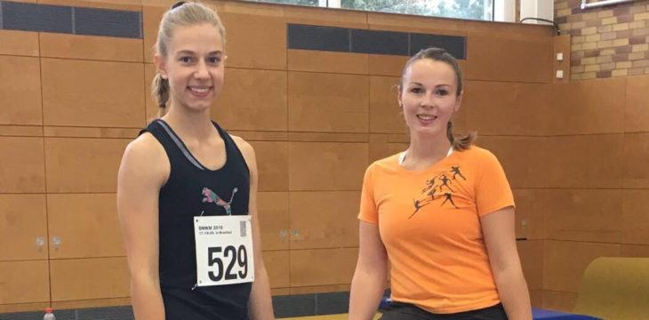 Deutsche Mehrkampfmeisterschaften in Bruchsal