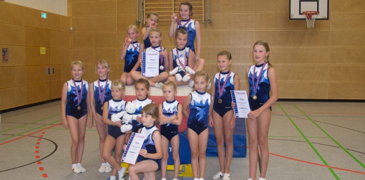 Erfolge bei den Mannschafts-Kreismeisterschaften