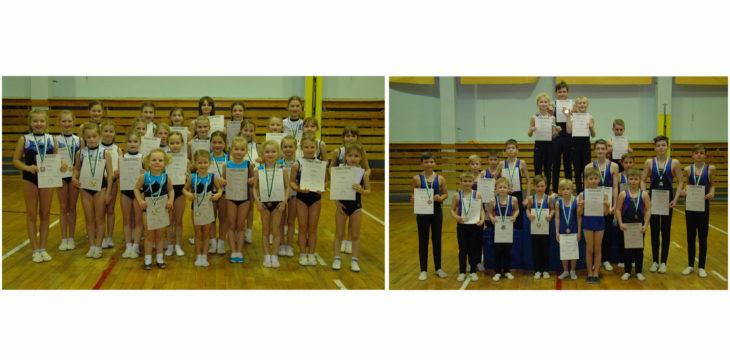 Vereinsmeisterschaften der Mädchen und Jungen