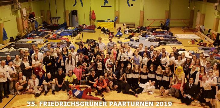 35. Paarturnen in Friedrichsgrün