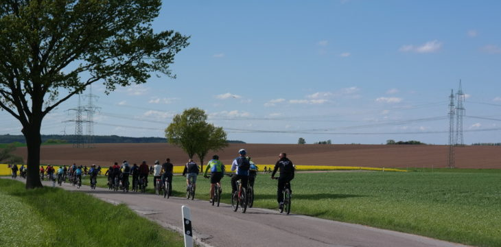 Herzliche Einladung zur Rad- und Wandertour